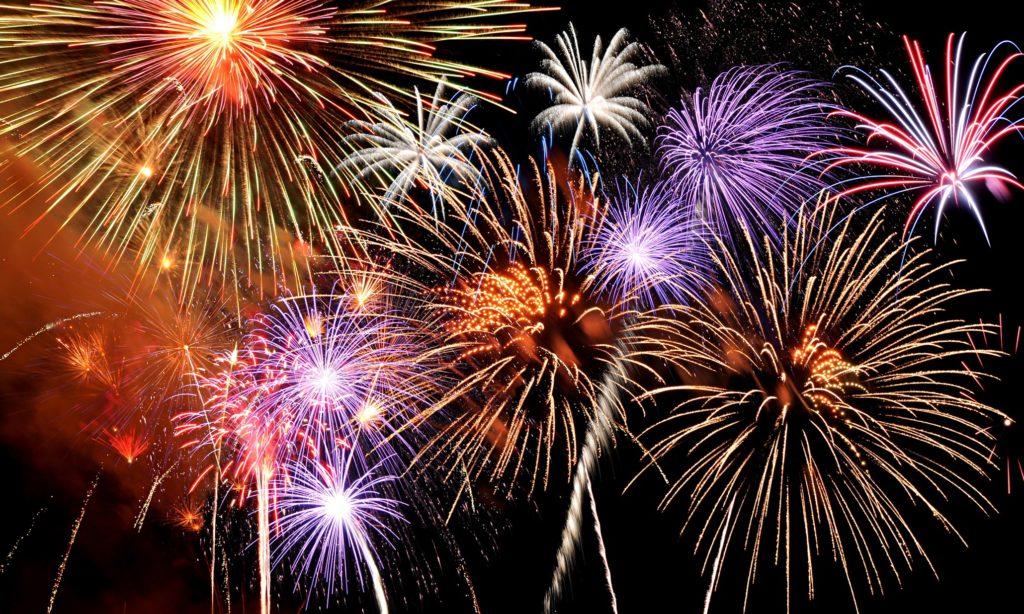 fireworks, fireworks celebration, new years, fun,